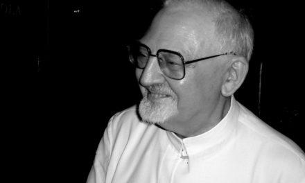 Sprawiedliwy jak cedr na Libanie – o. Generał żegna śp. o. Petera-Hansa Kolvenbacha SJ
