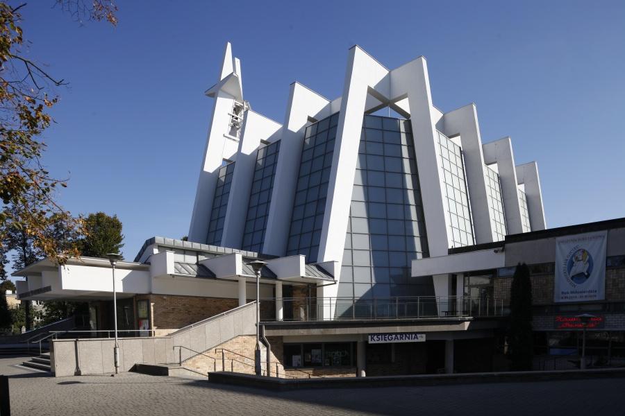 Warszawa: 25-lecie konsekracji kościoła św. Andrzeja Boboli [ZAPROSZENIE]