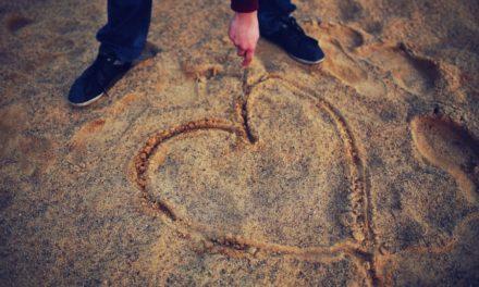 Dopiero uczę się kochać.