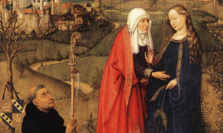 Rodowód Jezusa: MARYJA