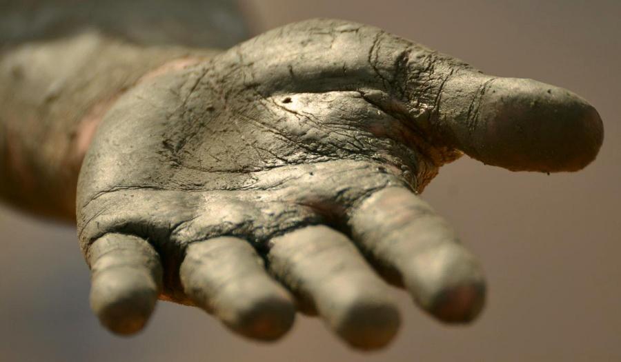 Puste ręce