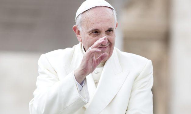 Mieć profetyczną odwagę i śmiałość. Franciszek do jezuitów. | 36 KG