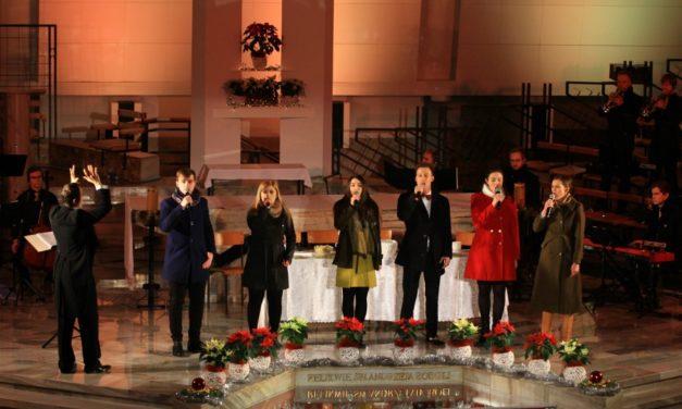 Paschalny koncert na Boże Narodzenie
