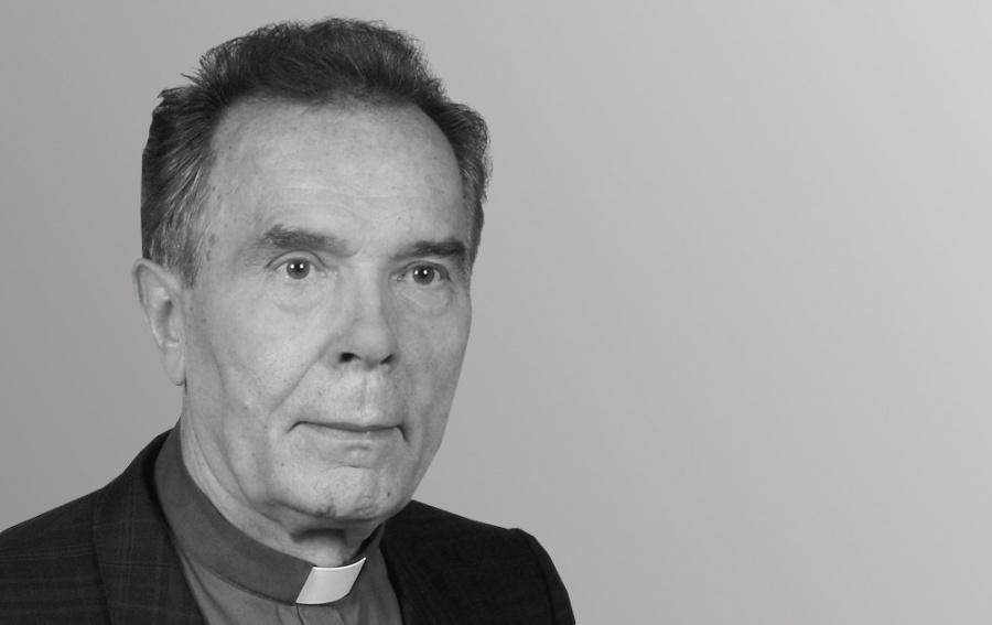 Kraków: zmarł ks. prof. dr hab. Roman Darowski SJ