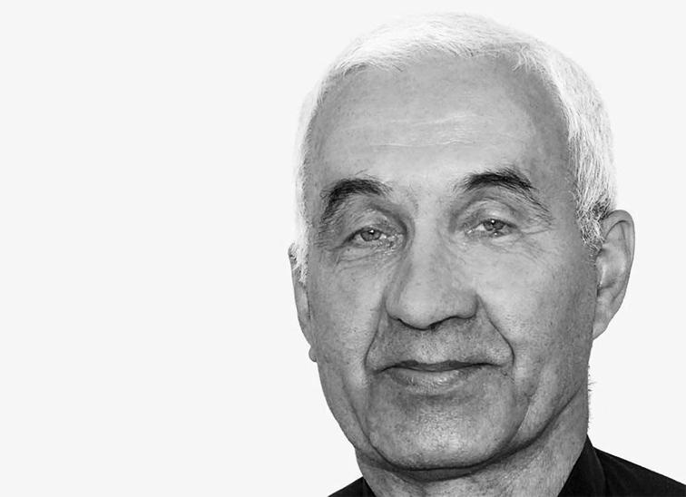 Zmarł o. Tadeusz Sierpiński SJ