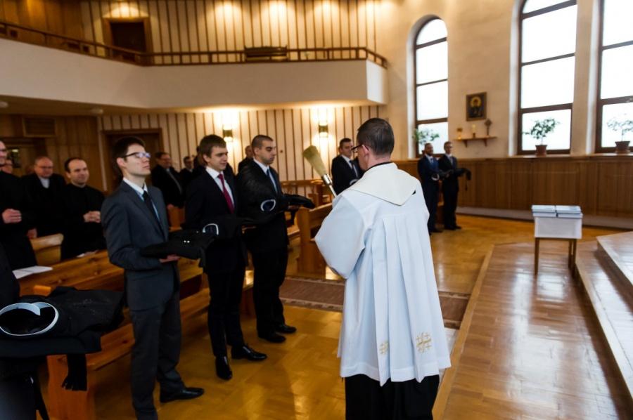 Nowicjat: pierwszy raz w sukni zakonnej