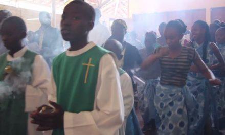 Msze w Afryce