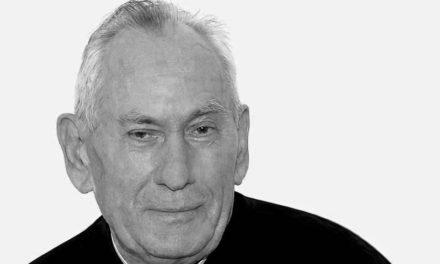 Zmarł o. Czesław Kukliński SJ