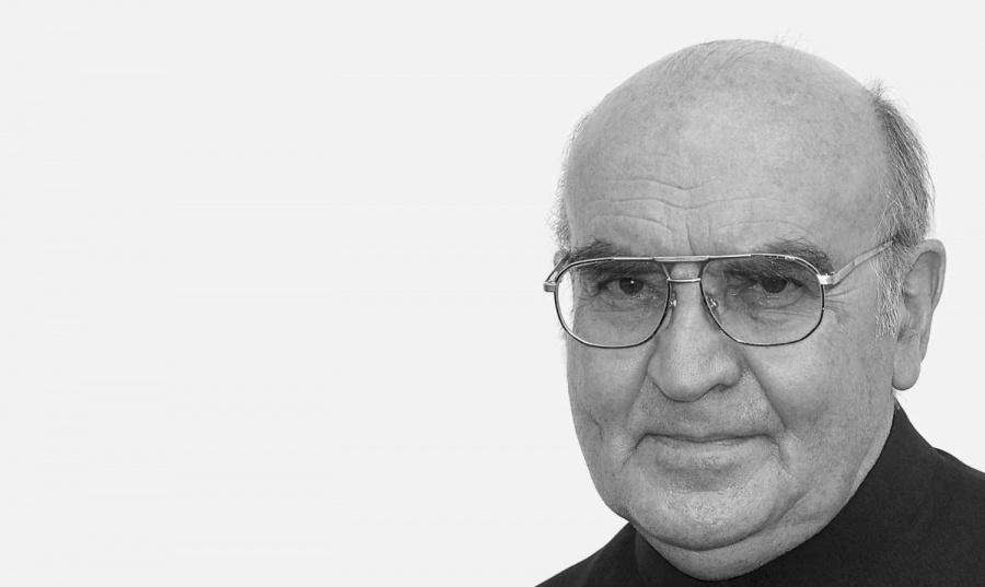 Zmarł o. Mieczysław Wołoszyn SJ