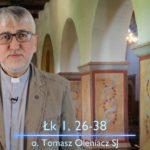 Wielkopostne okruchy – #25 – 25 marca – Zwiastowanie