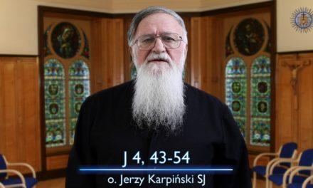 Wielkopostne okruchy – #27 – 4. poniedziałek Wielkiego Postu
