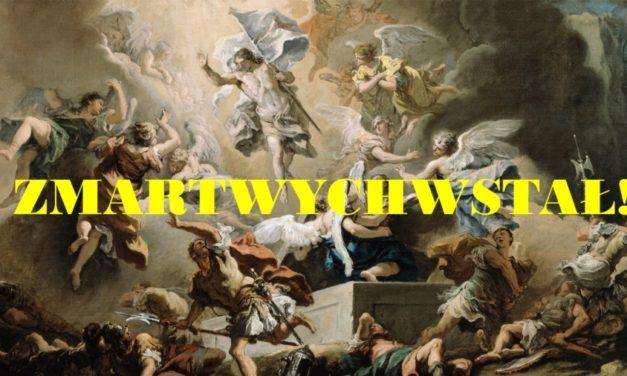 Mów o zmartwychwstaniu!   Poniedziałek Wielkanocny