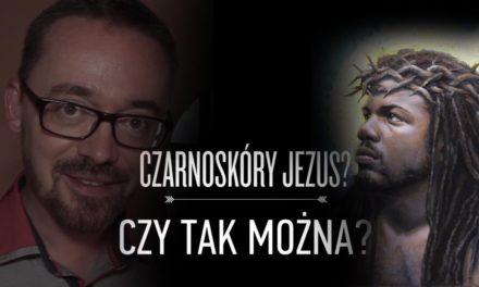 Czarny Jezus, Biały Jezus.