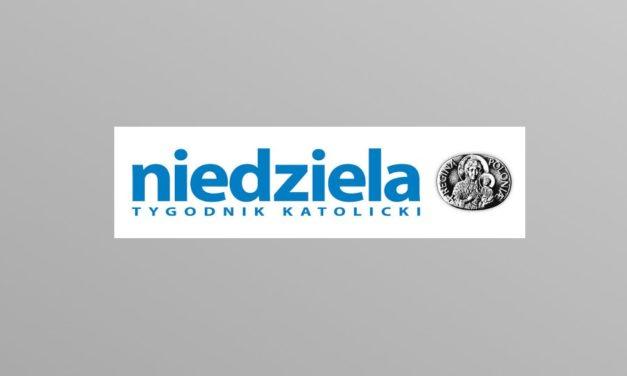 Tygodnik Niedziela: polski jezuita konsultorem Kongregacji ds. Duchowieństwa