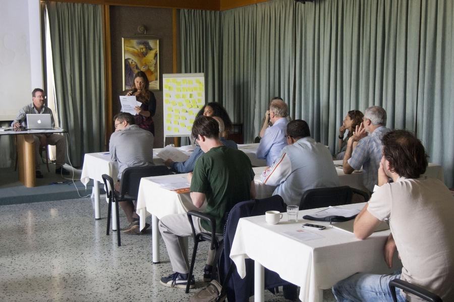 Malta: zjazd odpowiedzialnych za komunikację jezuickich prowincji