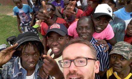 Obóz młodzieży z HIV. /Kenia #9/
