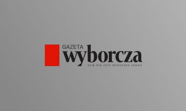 Gazeta Wyborcza: Niezwykła procesja z patronką Warszawy przeszła przez Starówkę