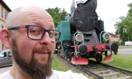 O sądeckiej lokomotywie i Świętej Trójcy