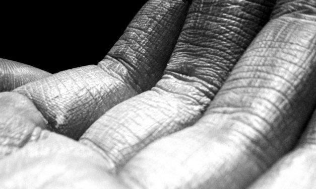 Co ma Duch Święty do spękanych mrozem rąk?