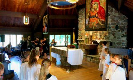 Camp Vista: doświadczenie żywego Kościoła – rekolekcje Domowego Kościoła Polonii w Chicago