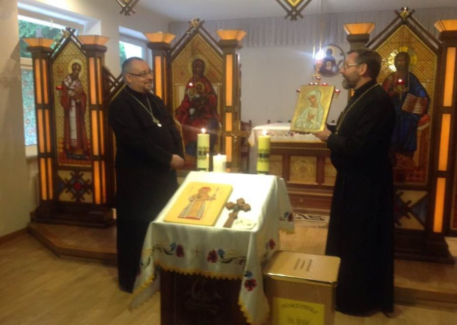 O misji kaznodziei Synodu ukraińskich Biskupów greckokatolickich