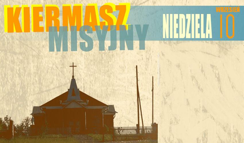 Kiermasz Misyjny przy Sanktuarium Andrzeja Boboli