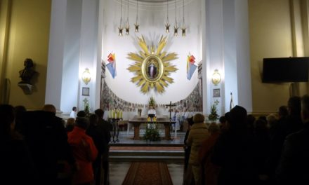 Pijarzy i Jezuici u Matki Boskiej Łaskawej, Patronki Warszawy i Strażniczki Polski