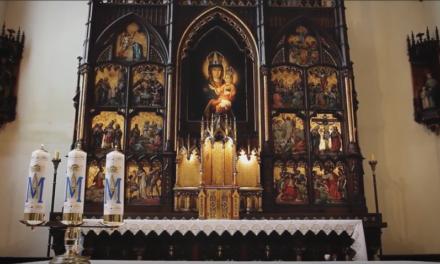 Odpust Matki Bożej Różańcowej u Jezuitów w Poznaniu