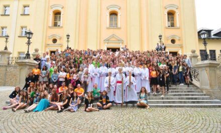 Stara Wieś: 13th edition of Ignatian Youth Days