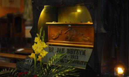 Msza św. w intencji kanonizacji bł. o. Jana Beyzyma SJ