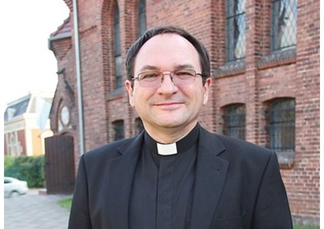 O. Andrzej Majewski SJ ambasadorem SM