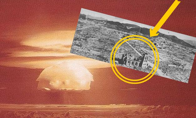 Jezuici cudem przeżyli wybuch bomby atomowej w Hiroshimie