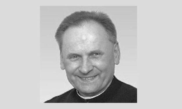 Zmarł o. Bronisław Mokrzycki SJ