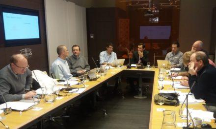Spotkanie zespołu w ramach programu HEST