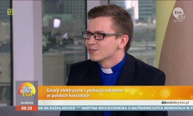 Dominik Dubiel SJ w DDTVN o muzyce kościelnej