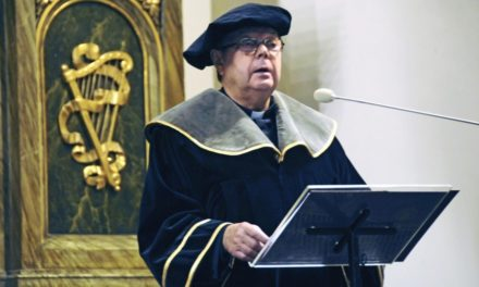 Doktorat honoris causa o. Józefa Kulisza SJ