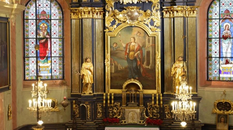"""Modlitewne """"Jerycho"""" podczas 1. Światowego Dnia Ubogich w Krakowie"""
