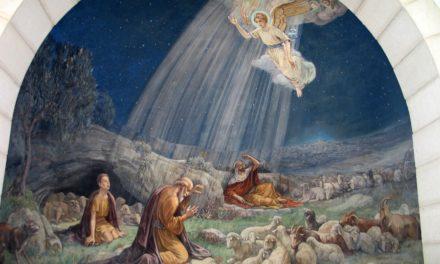Aniołowie Narodzenia