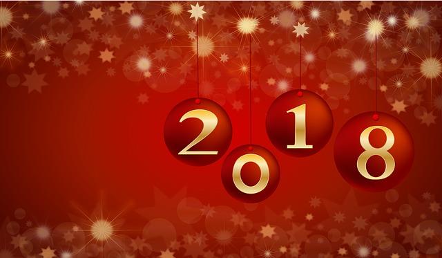 Nowy Rok bieży…