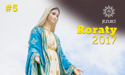 Maryja Matka i Królowa Towarzystwa Jezusowego