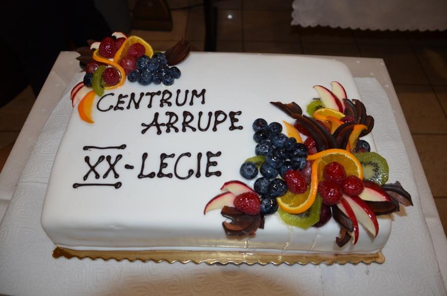Obchody XX Lecia Centrum Arrupe