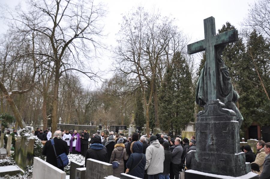 Pogrzeb o. Jacka Oniszczuka SJ
