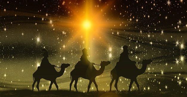 Gwiazda zapalona przez Boga
