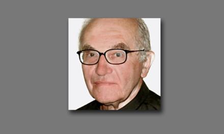 Zmarł o. Tadeusz Wołoszyn SJ