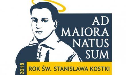 Internetowe rekolekcje ze św. Stanisławem Kostką