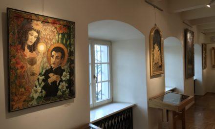 Płock:  Wystawa o kulcie św. Stanisława Kostki w Muzeum Diecezjalnym