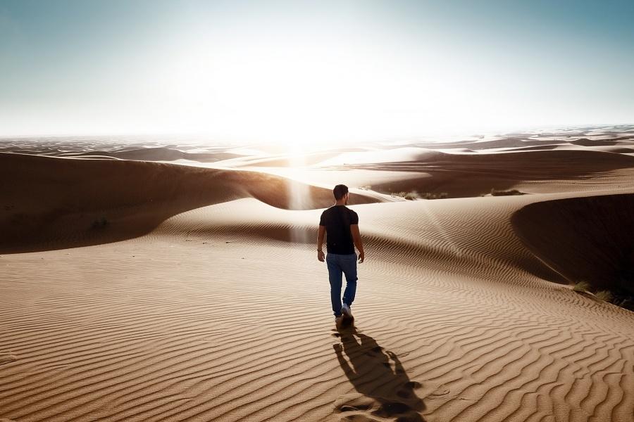 Czas pustyni