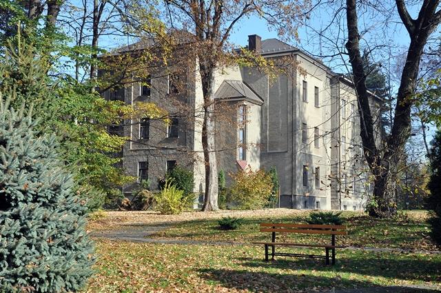 Dom rekolekcyjny św. Józefa, Czechowice-Dziedzice
