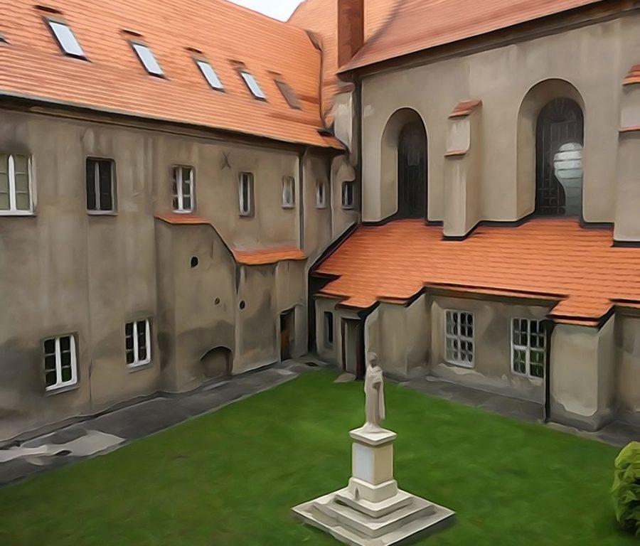 Dom Formacji Duchowej, Kalisz