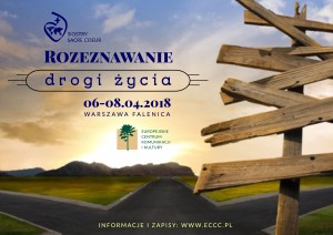 Weekend rozeznawania drogi życia w Warszawie